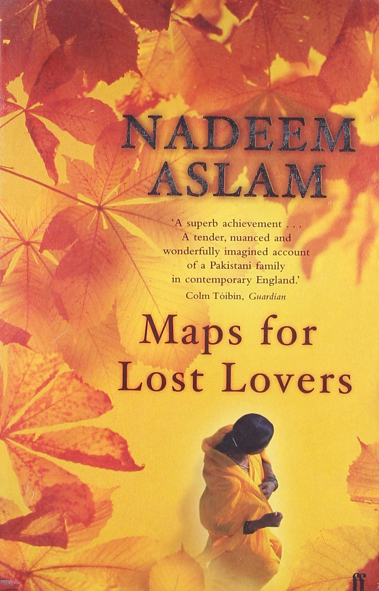 Read Maps For Lost Lovers By Nadeem Aslam