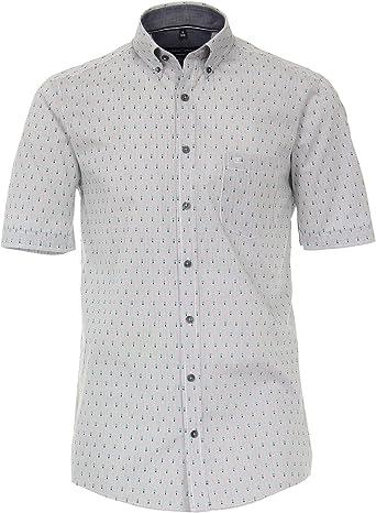 Casa Moda 903445000 - Camisa de manga corta para hombre con ...
