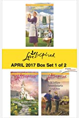 Harlequin Love Inspired April 2017 - Box Set 1 of 2: An Anthology Kindle Edition