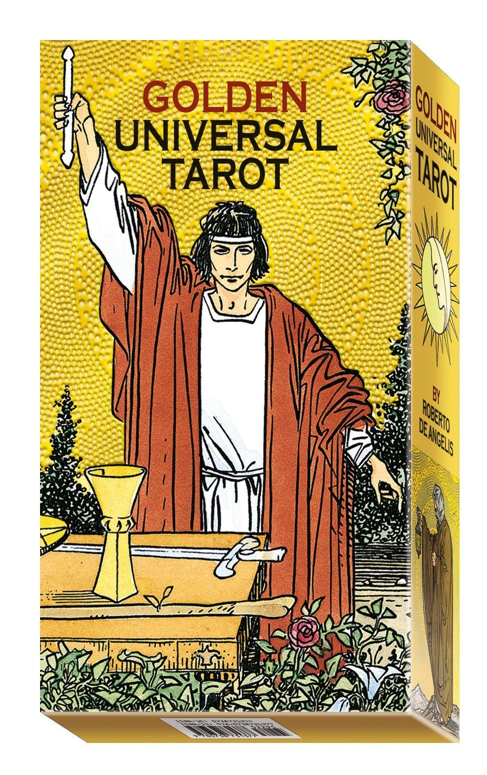 Golden Universal Tarot