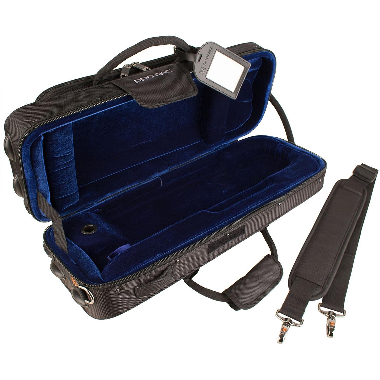 Protec PB301CT - Estuche para trompeta, color negro: Amazon ...