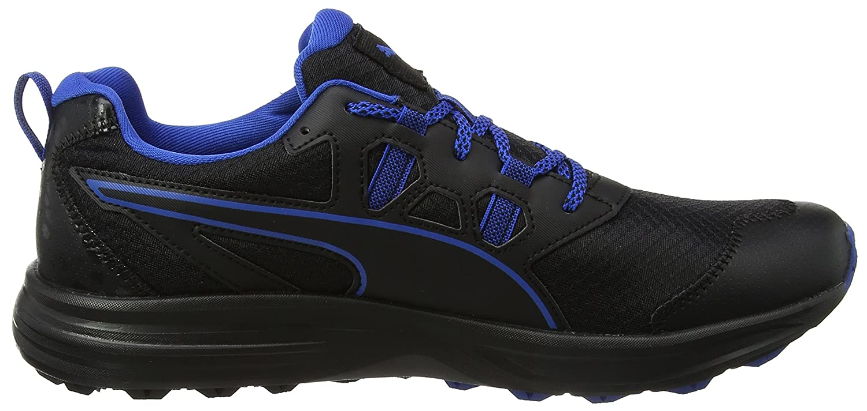 Puma Essential Trail GTX, Chaussures Multisport Outdoor Homme, Noir (Black-Lapisblue-Quiet Shade), 48.5 EU