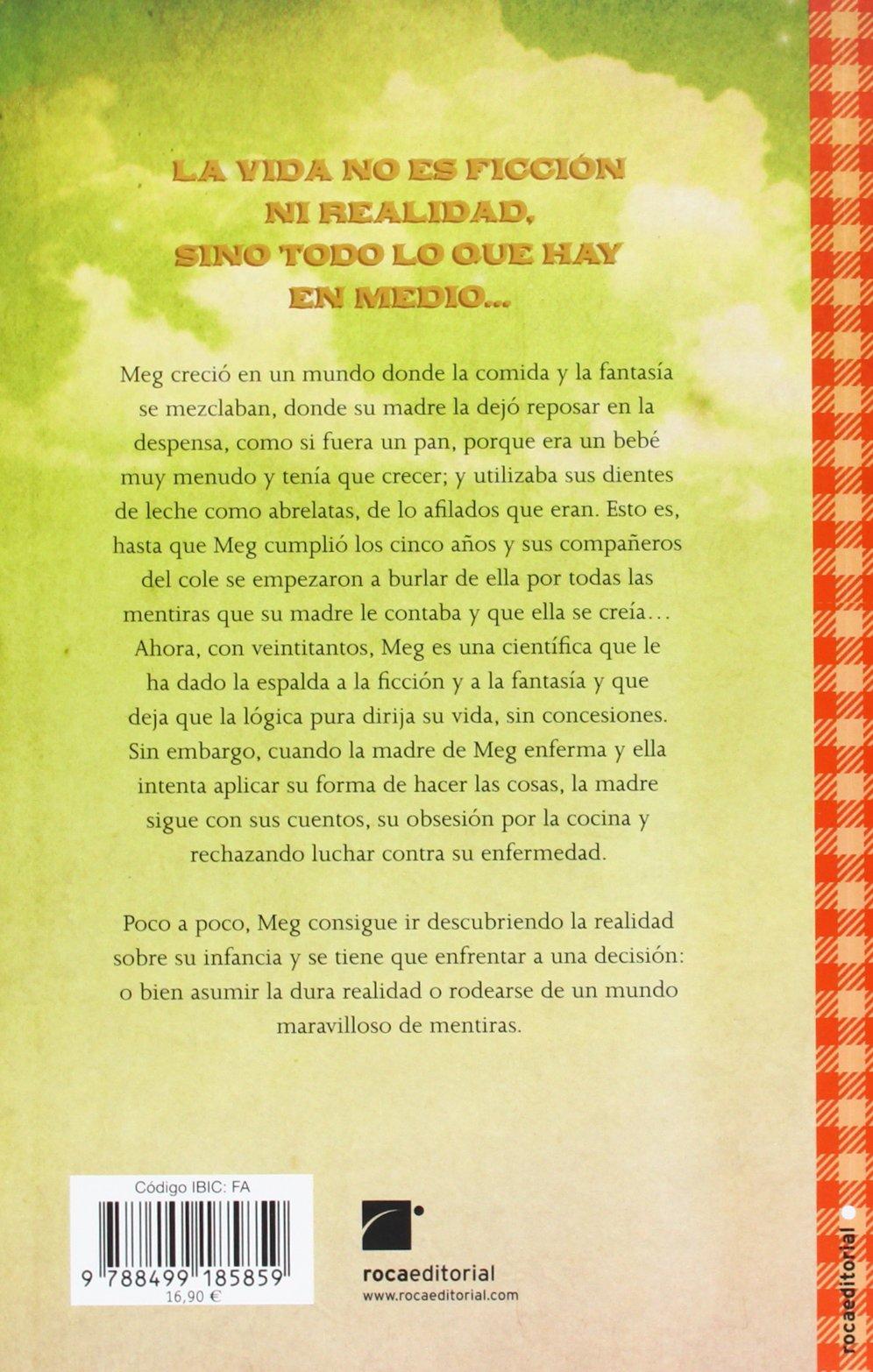 Tu Mentira Más Dulce (Novela (roca)): Amazon.es: Maria Goodin, María del Puerto Barruetabeña Diez: Libros