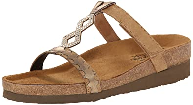 NAOT Aspen Leather Wedge Sandal buy cheap footlocker pictures cheap sale best place exclusive online marketable online rnOEFT5uy5