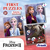 Frank Frozen 2 First Puzzles