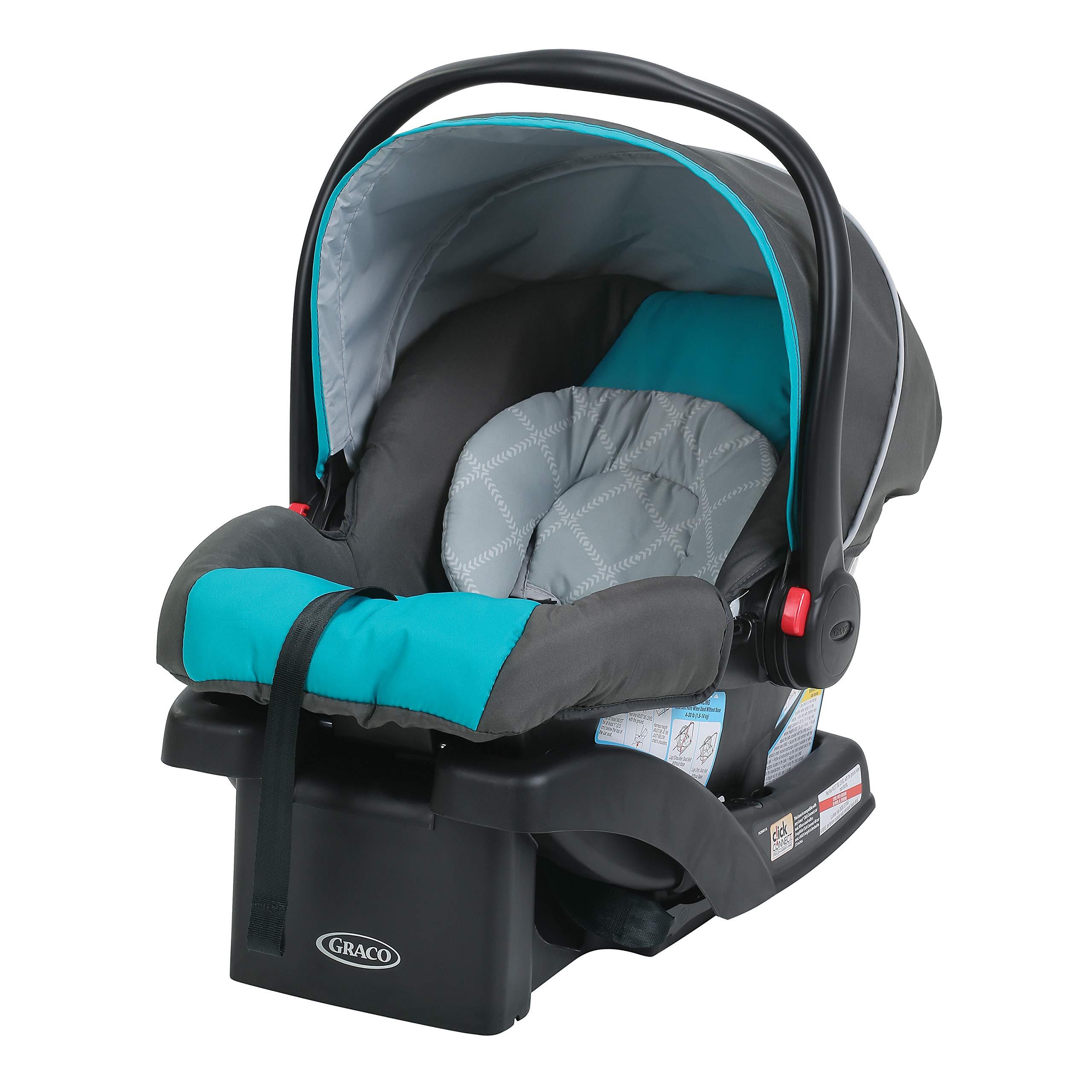 Graco SnugRide 30 Infant Car Seat, Finch