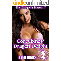 Concubines' Dragon Delight (The Dragon's Harem 7) (English Edition)