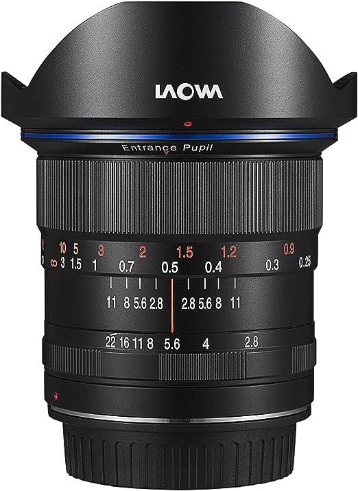 Laowa 12 Mm F 2 8 Zero D Canon Ef Systemkamera Kamera