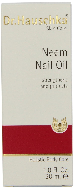 Dr. Hauschka Nail Oil, Neem, 1.0-Ounce Box BNN