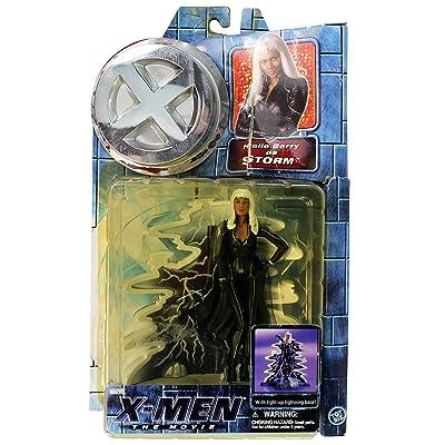 "MARVEL X-MEN MOVIE "" STORM "" HALLE BERRY MOC: Toys & Games"