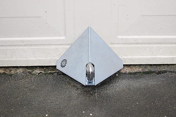 Limpet Locks Stylish Strong Weatherproof Garage Door Defender Lock