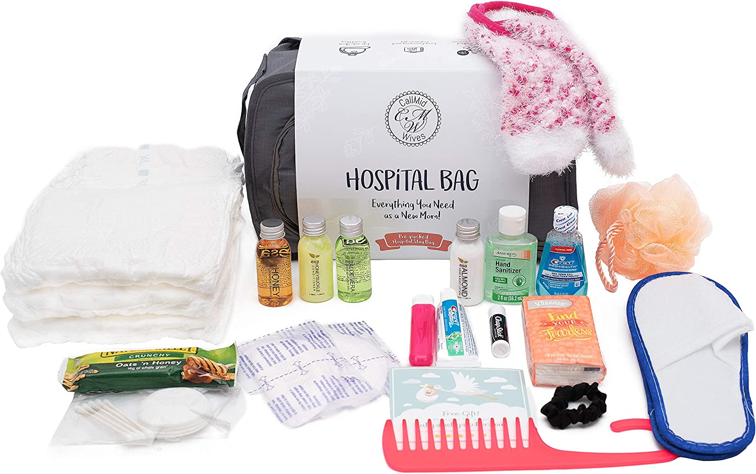 Other Baby Basic Prepacked Hospital Labor & Delivery ...
