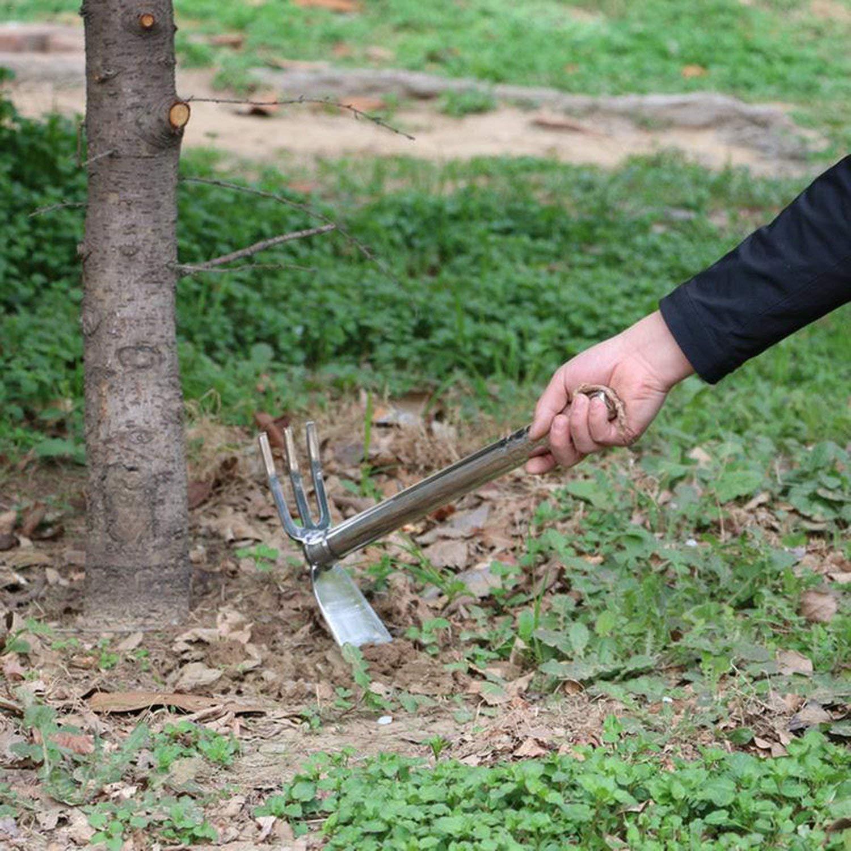 Garden Shovel Gardening Tools Agricultural Hoe Short Handle Farm ...