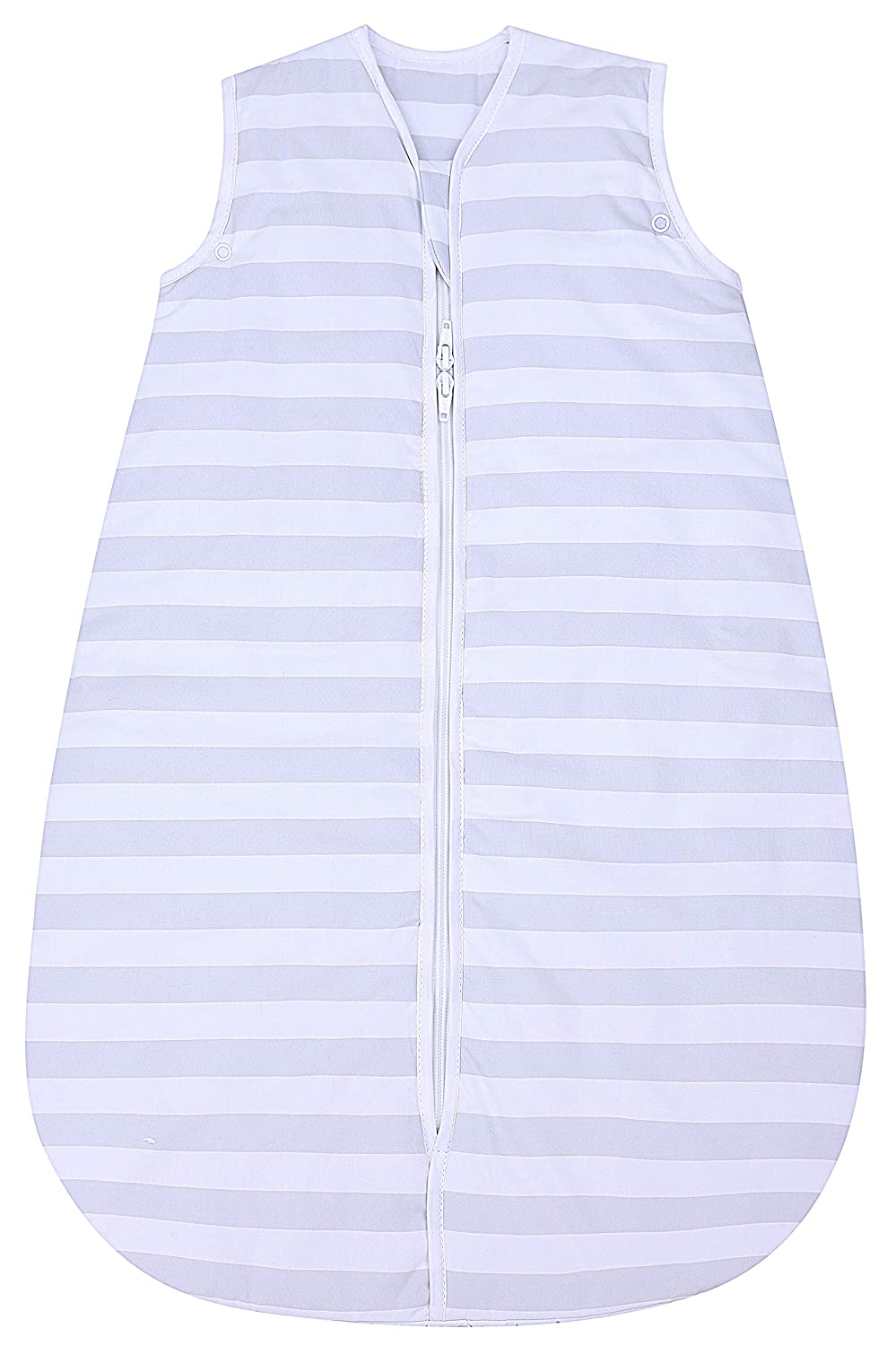 Snoozebag Baby Sleeping Bags Twin Pack Summer 0.5 6-18 Months Grey Stripe Designs 100/% Cotton Unisex Toddler Nursery Multi-Coloured Front Zip 2 Pack 1.0 Multi Tog Buy Beaches /& Boats