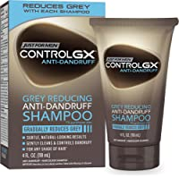 Just For Men Control GX Grey Reducing Anti-Dandruff Shampoo, Gradually Colors Hair, Gently Cleans and Controls Dandruff…