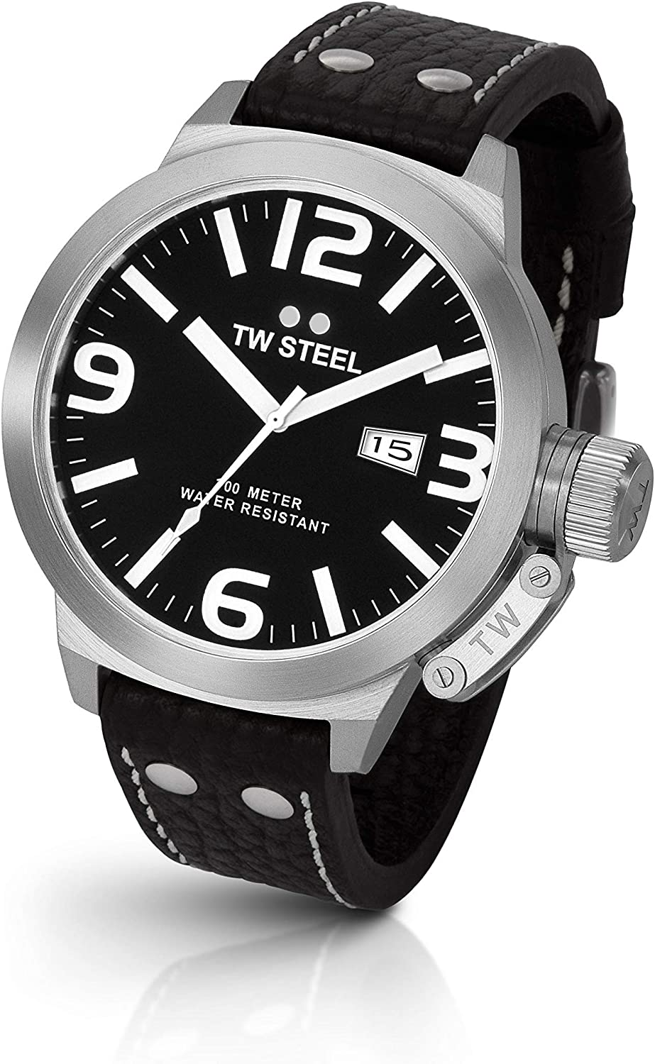 TW Steel Men s CS32 Stainless Steel Watch