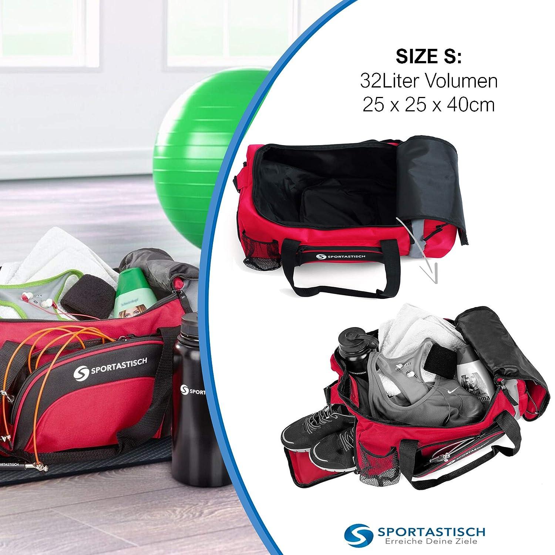 """8d2f24573f240 Sportastisch VERGLEICHSSIEGER¹ Sporttasche """"Sporty Bag"""" mit Schuhfach und  Schultergurt"""