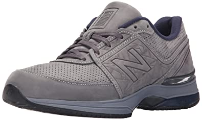 New Balance Men's M2040v3 Running Shoe,Grey/Navy,7 ...