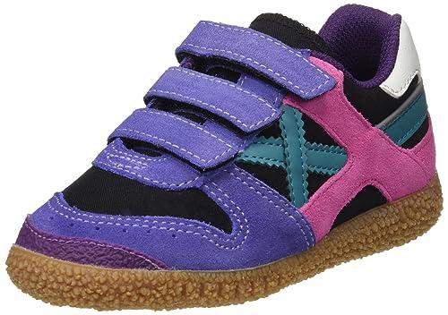 Munich Mini VCO 1358, Zapatillas de Senderismo Unisex niños,, 32 EU: Amazon.es: Zapatos y complementos