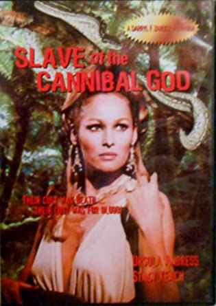 movie The slave god of cannibal
