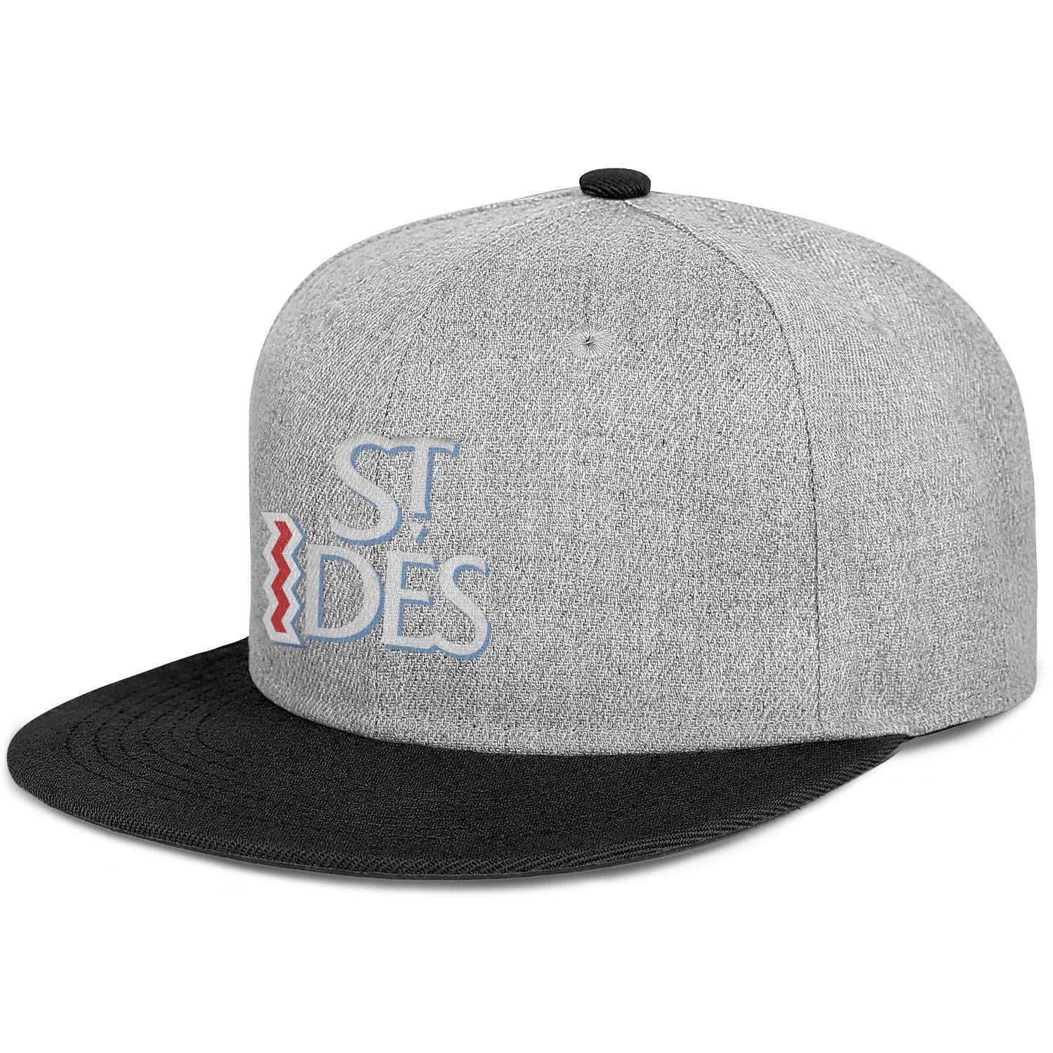 chenhou Unisex St.Ides Logo Hat Adjustable Fitted Dad Baseball Cap Trucker Hat Cowboy Hat