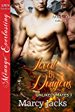 Loved by Dragons [Unlikely Mates 1] (Siren Publishing Menage Everlasting ManLove)