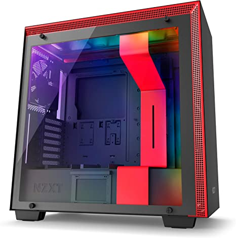 NZXT H700i - Caja PC Gaming de tamaño mediano ATX - Dispositivo ...