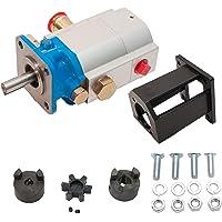 ToolTuff Log Splitter Build Kit: 16 GPM Pump, Coupler, Mount, Bolts, Huskee, Speeco, etc
