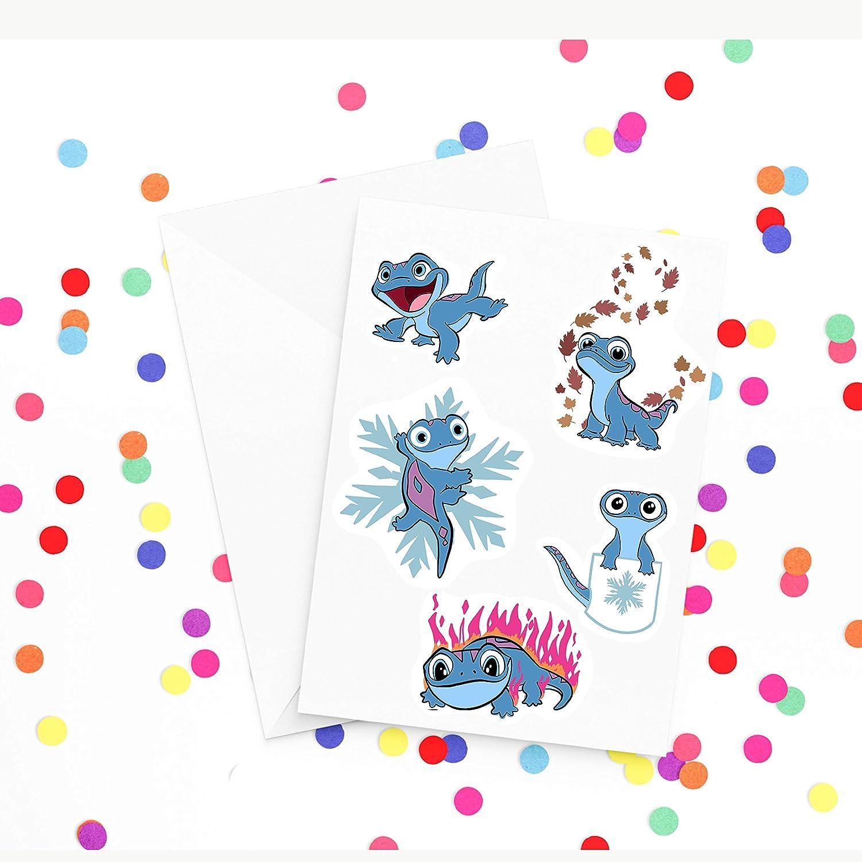 Bruni Frozen 2 sticker sheet