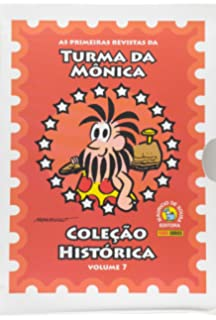 Turma da Monica: As Primeiras Revistas - Box Colecao Historica Volume 07 (Em Portugues