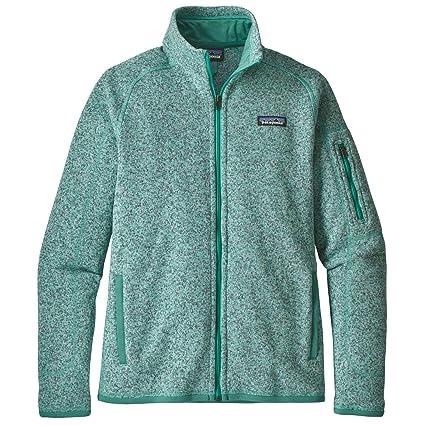 Amazoncom Patagonia Womens Better Sweater Fleece Jacket X Small