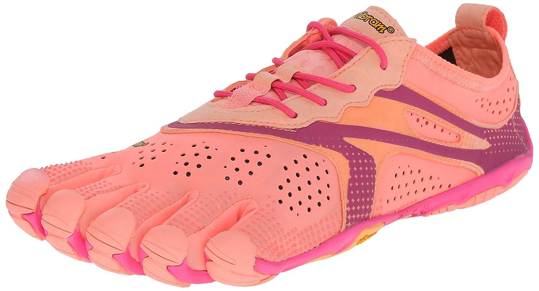 Vibram Women's V Running Shoe B01149FYCY 37 EU/7-7.5 US|Pink/Red