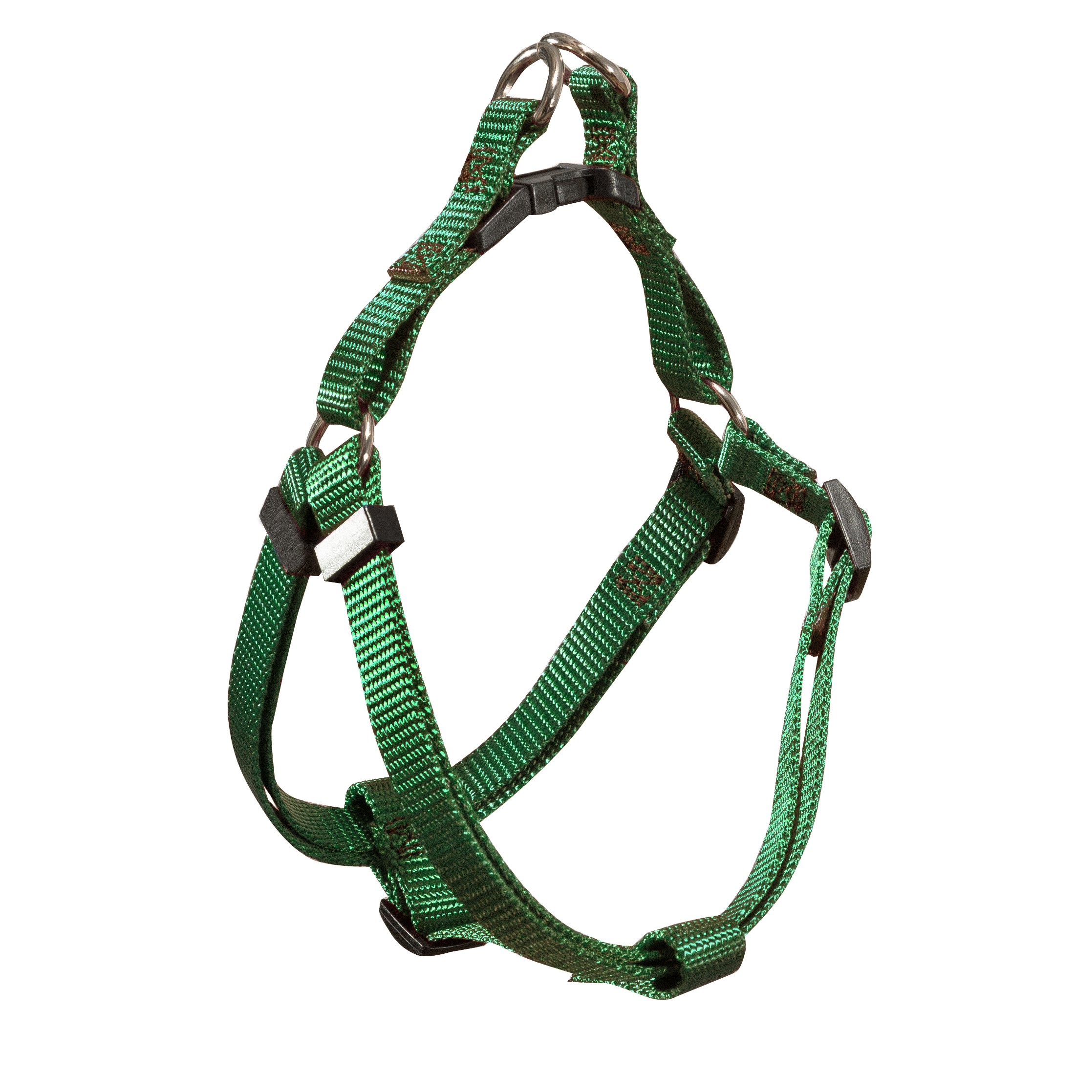 Majestic Pet Best Step In Dog Harness-Perfect For All Sized Dogs Small Medium & Large Heavy Duty Material- Adjustable For Training & Walking-25X40 Green by Majestic Pet (Image #2)