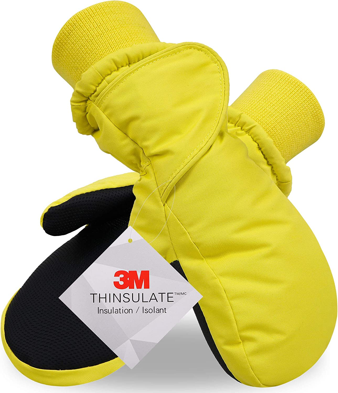 SimpliKids Childrens Snow Sports Thinsulate Insulation Waterproof Winter Mittens