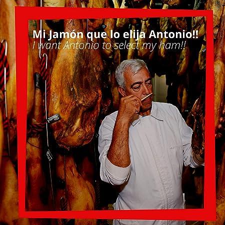 Paleta de Jamon Iberico de Bellota 100% Iberico Reserva Pata Negra - 10 Sobres Loncheados de 100 gr de Jamon Iberico Cortado a mano y Envasados al Vacio - Embutidos Ibericos de Bellota - 1 Kg