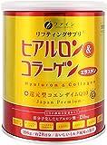 ファイン ヒアルロン&コラーゲン+還元型COQ10缶 ミルク風味 196g 約28日分