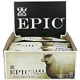 Epic All Natural Meat Bar, 100% Natural, Lamb, Currant & Mint, 1.3 oz. (12 Count)