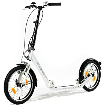 Roller kickbike Clix 2.0 White Roller Scooter Patinete ...