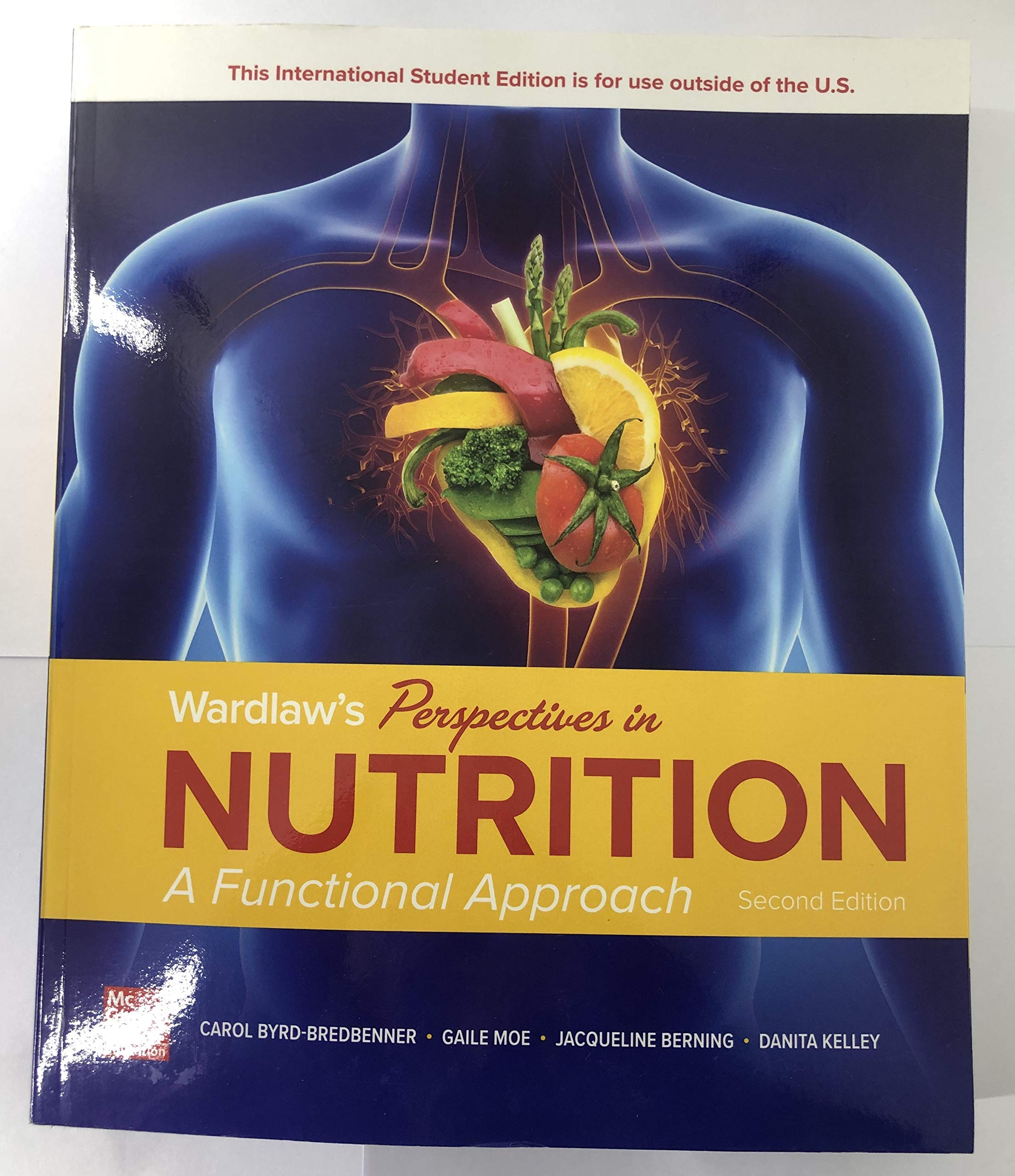 Wardlaw's Perspectives in Nutrition: A Functional Approach 2nd Edition by McGraw-Hill Education