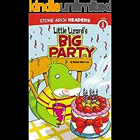 Little Lizard's Big Party (Little Lizards)