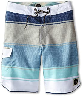 Etstk Gray Elephant Kids Comfortable Beach Shorts for Schoolboys