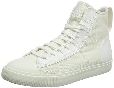 G-STAR RAW Herren Scuba Ii Mid Hohe Sneaker  Amazon.de  Schuhe ... 5553b25944