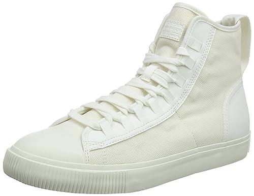 G-Star RAW Scuba Ii Mid, Zapatillas Altas para Hombre, Beige (Milk 111), 42 EU: Amazon.es: Zapatos y complementos