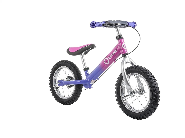 lionelo Dex Plus Balance Bike, pink: Amazon.de: Baby