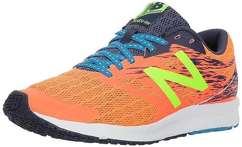 4eaeca5669a0f new balance Men s Flash Orange Running Shoes - 7 UK India (40.5 EU ...