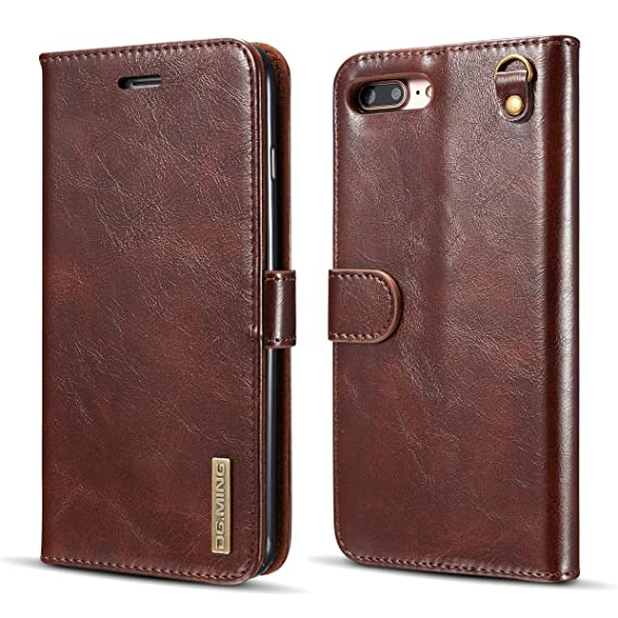 Amazon.com  XRPow iPhone 7 Plus Folio Case 5.5inch 4166869bce9d