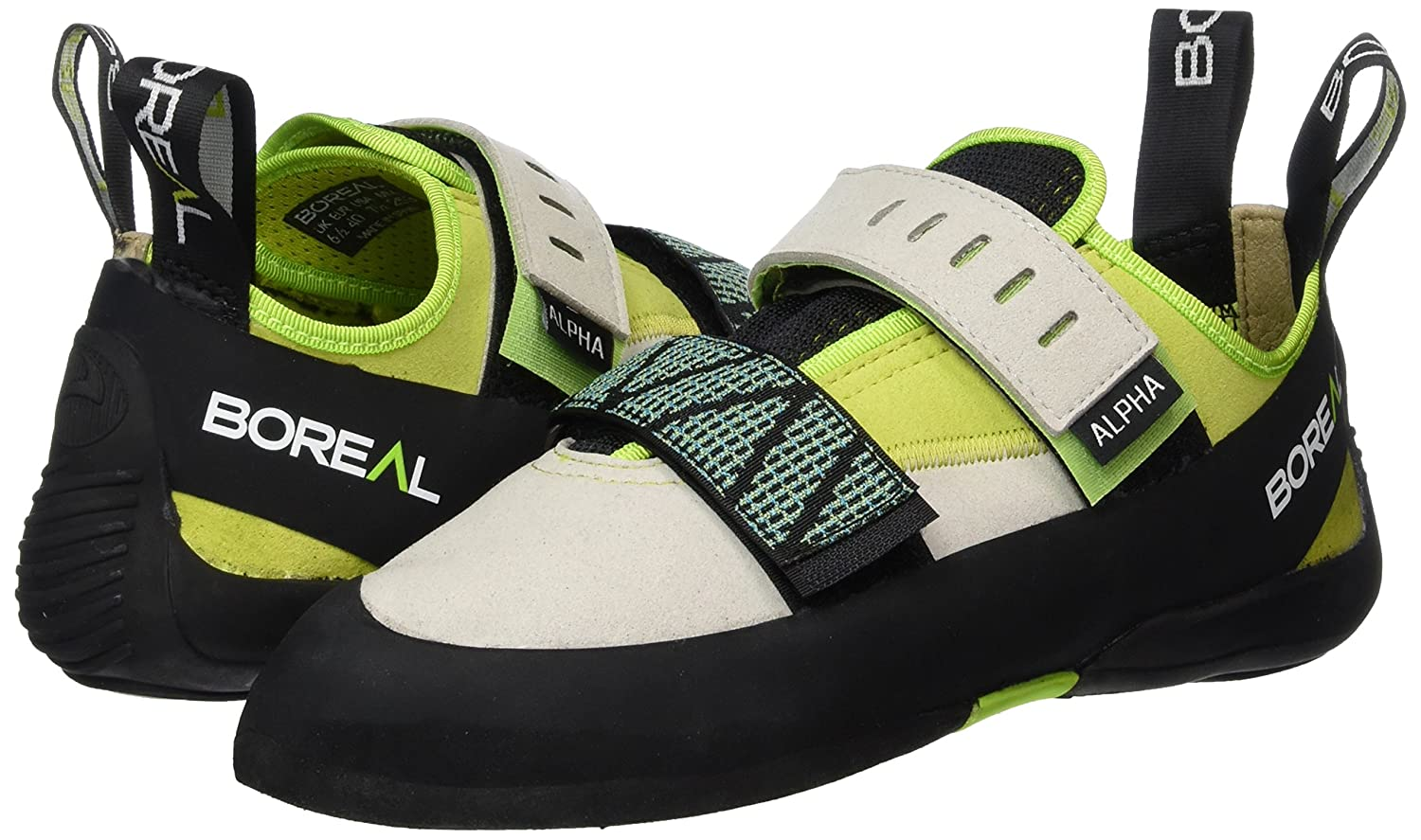 Amazon.com | Boreal Alpha Climbing Shoe - Mens | Climbing