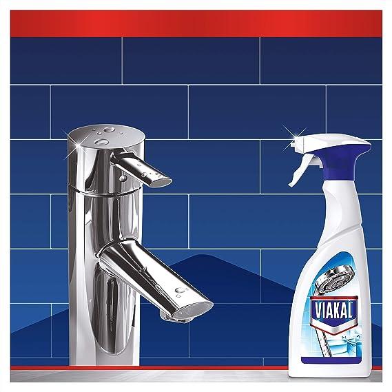 Viakal Spray - 0,7 l: Amazon.es: Salud y cuidado personal