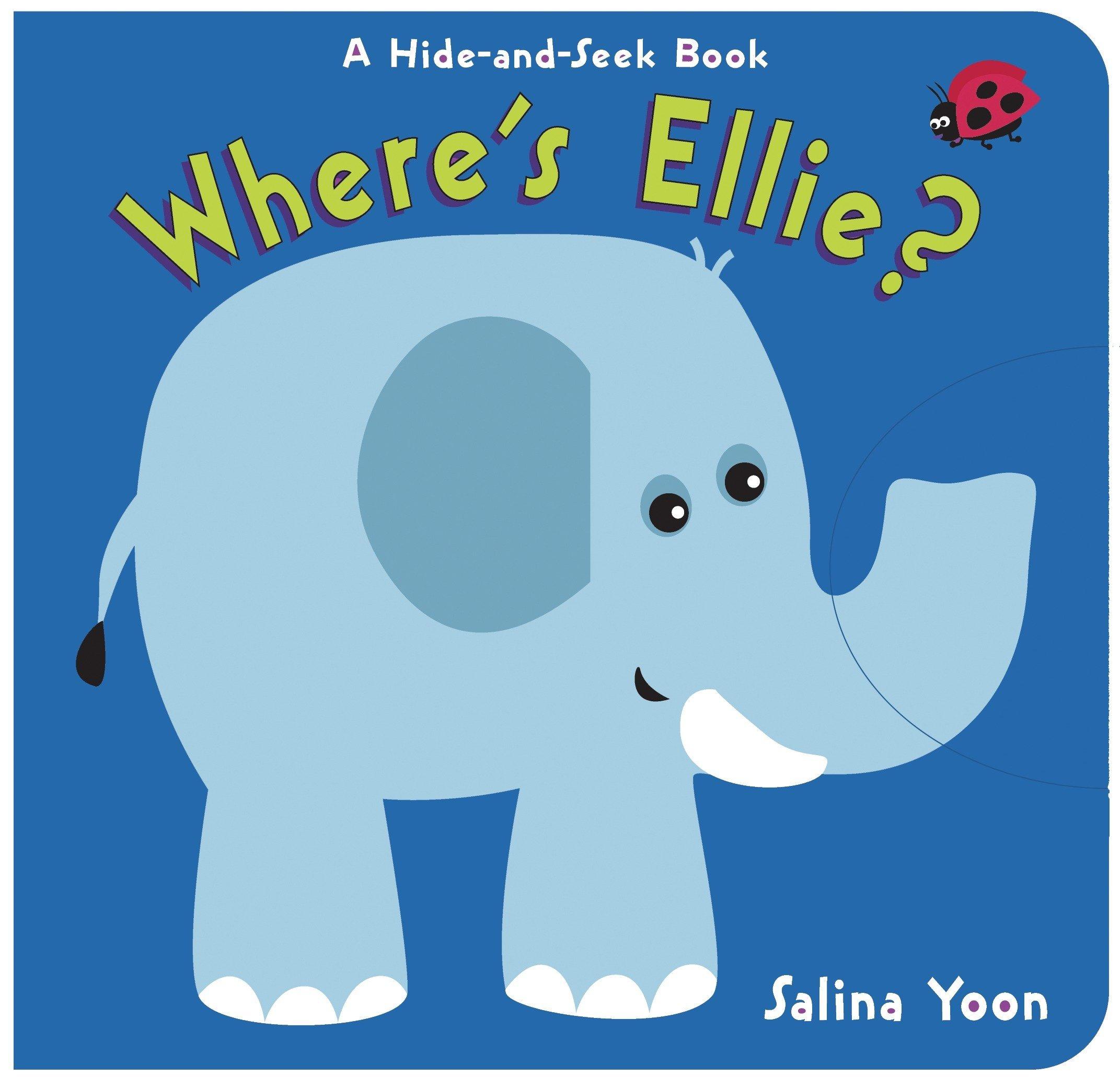 Where's Ellie?: A Hide-and-Seek Book pdf