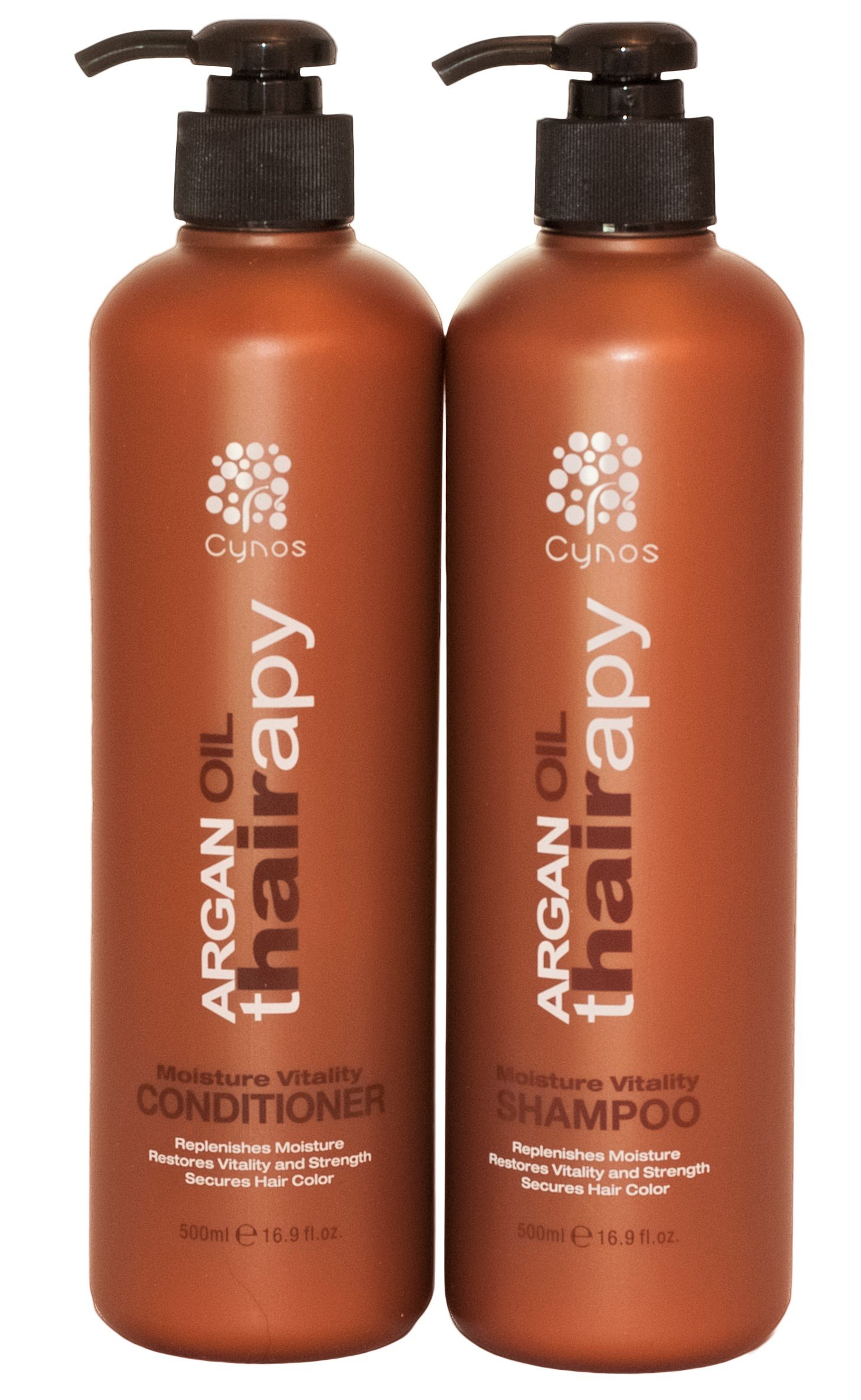 Amazon.com : Cynos Thairpay Argan Oil Bouncy Curl Cream